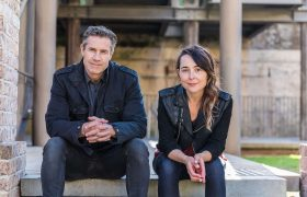The Portal.Press Shot.Tom Cronin & Jacqui Fifer.Photo Georgia Darlow.3339